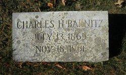 Charles Henry Barnitz