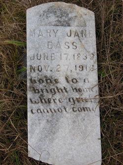 Mary Jane Polly <i>Pickles</i> Bass