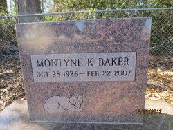 Rose Montyne <i>Keeling</i> Baker