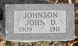 John Dudley Johnson