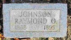 Raymond O Johnson