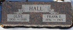 Frank Edward Hall