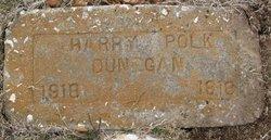Harry Polk Dunegan