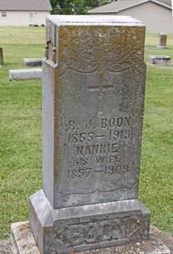 Nannie Boon
