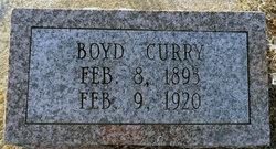 Boyd Curry