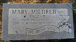 Mary Mildred Deatherage
