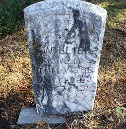 Willie <i>Thompson</i> Webb