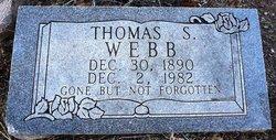 Thomas S. Webb