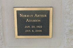 Norman Arthur Adamson
