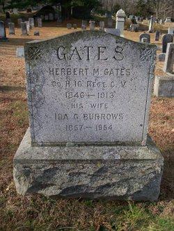 Herbert M. Gates