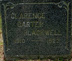 Clarence Carter Blackwell