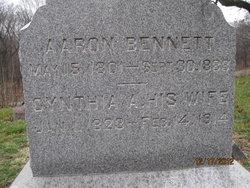 Cynthia A <i>List</i> Bennett