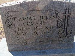 Thomas Buren Comans