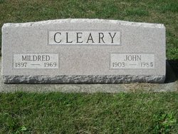 Mildred <i>Patten</i> Cleary