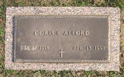 Doris <i>Baker</i> Alford