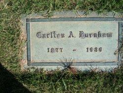 Carlton Alexander Burnham