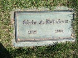 Clain Alexander Burnham