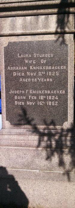 Joseph Foster Knickerbacker