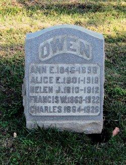 Ann E. <i>Proctor</i> Owen
