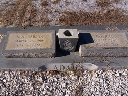 Dot Carson Adams
