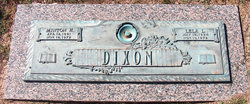 Lela Lena <i>Bean</i> Dixon