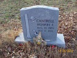Herbert Franklan Cantrell
