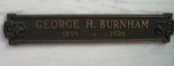 George H Burnham