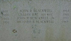 John Richard Blackwell