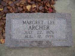 Margaret Lee <i>Dorr</i> Archer