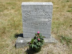 Mary <i>Scott</i> Byington