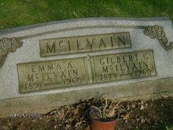 Emma A. <i>Peters</i> McIlvain