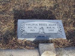 Viginia Bae <i>Miller</i> Reece
