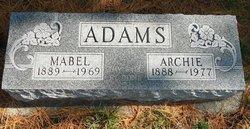 Mabel Clare <i>Blake</i> Adams
