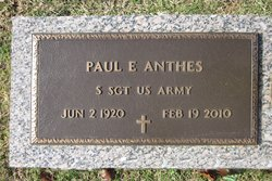 Paul E. Anthes