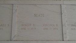 Robert Edward Seate