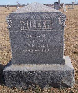 Dora M <i>Randalls</i> Miller