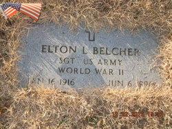 Elton Leon Belcher