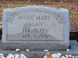 Annie Mary Agan