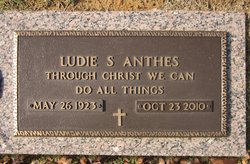 Ludie Joy <i>Shinn</i> Anthes