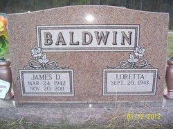 James Douglas Baldwin