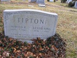 Lessie Lois <i>King</i> Tipton