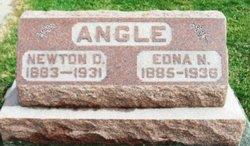 Edna N <i>Myers</i> Angle