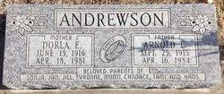 Arnold C Andrewson