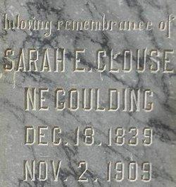 Sarah Goulding Clouse