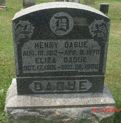 Henry Dague