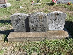 Henry William Brune
