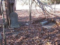 Carson Road, Family Cemetery