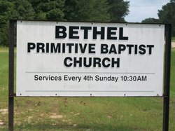 Bethel Prmitive Baptist Church
