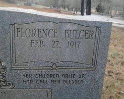 Florence Evelyn <i>Bulger</i> Coleman