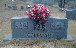 Ruth Lavern <i>Martin</i> Coleman
